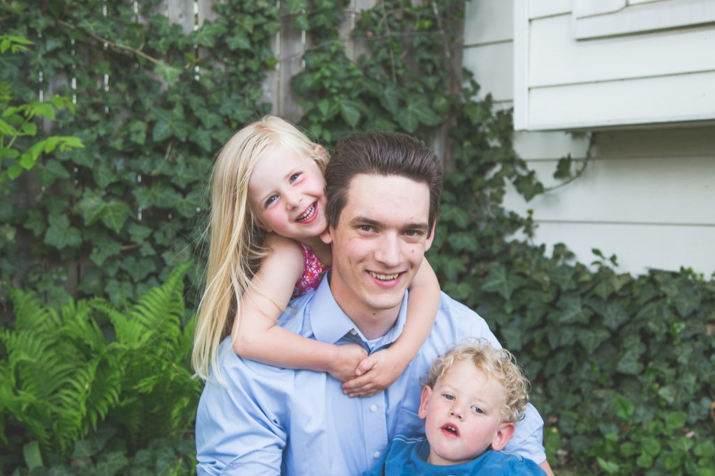 Family Lifestyle Photography Grand Rapids